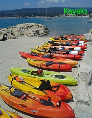 location Kayaks, location stand up Paddle, pêche en kayak